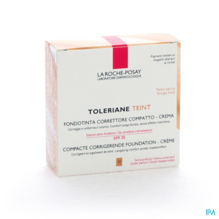 La Roche Posay Toleriane Teint Corr.comp.ip35 13 Bge Sable 9g