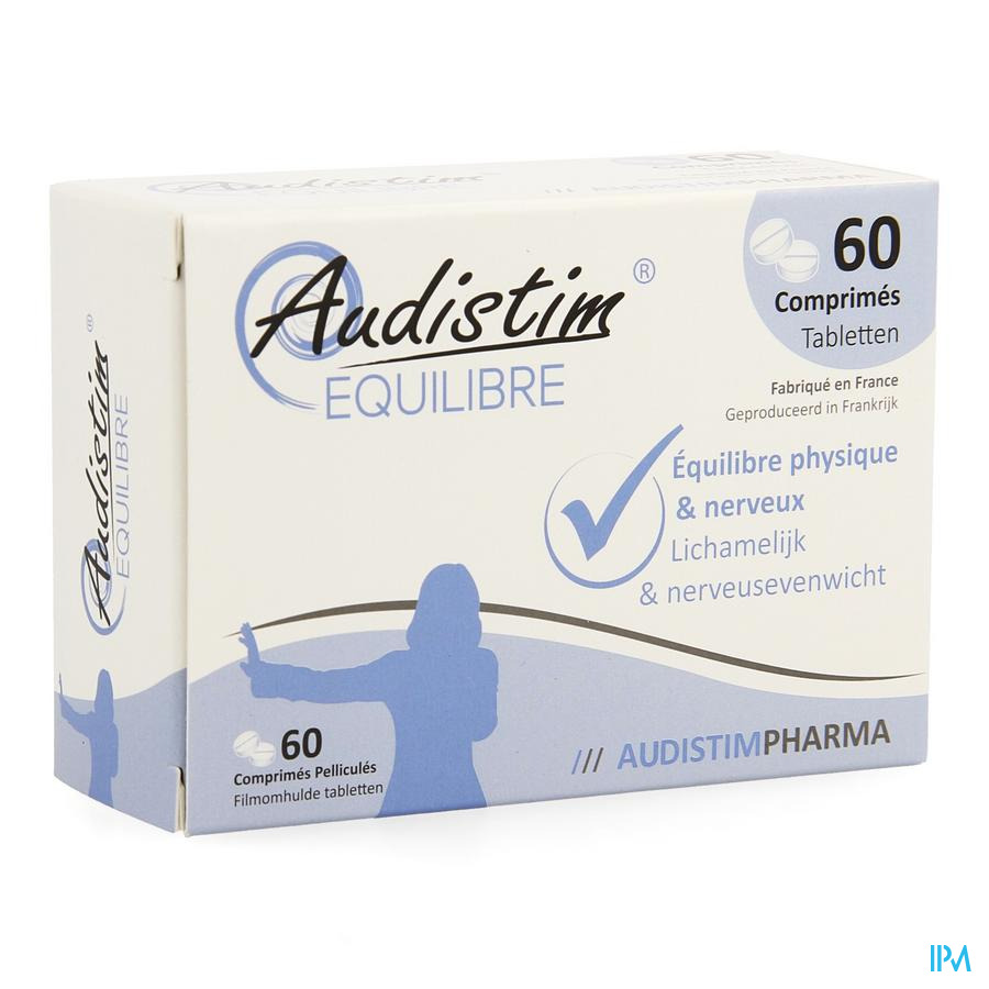 Audistim Evenwicht Caps 60