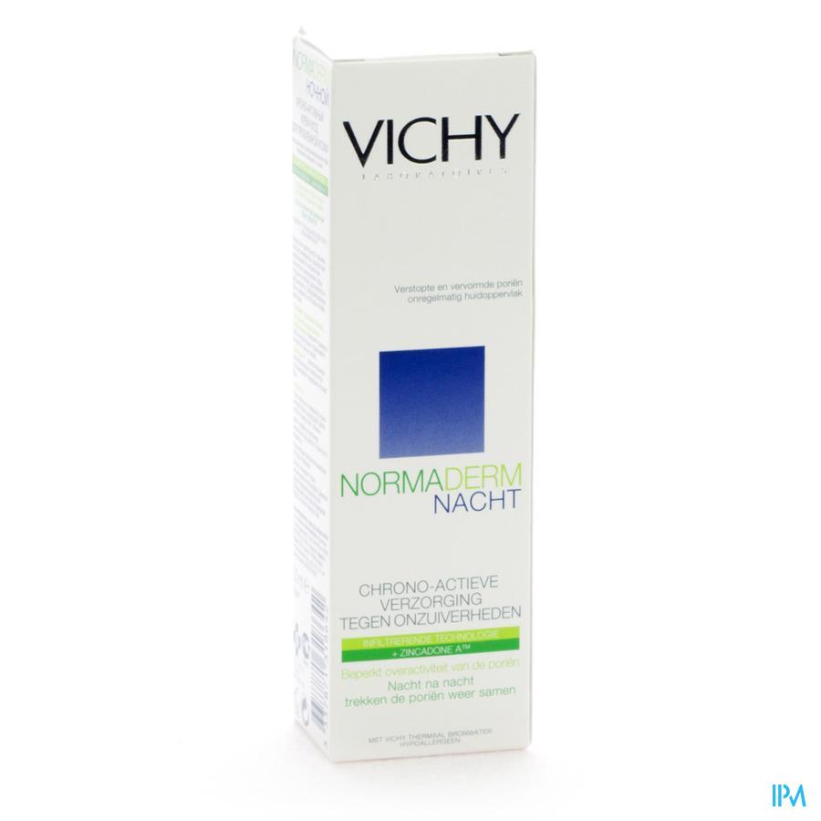 VICHY NORMADERM NACHT 50ML
