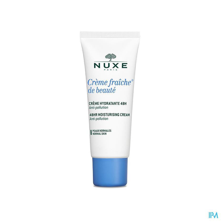 Nuxe Creme Fraiche Cr Hydratante 48h Tube 30ml