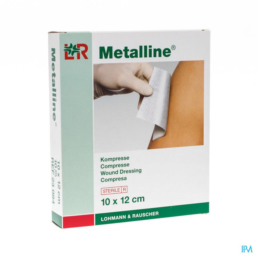 Metalline Comp Ster 10x12 10p