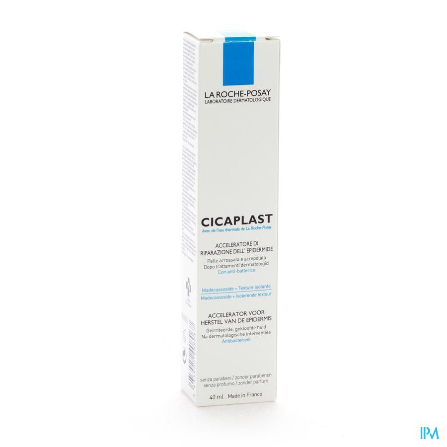 Lrp Cicaplast Accelerateur Repar. Dermique 40ml