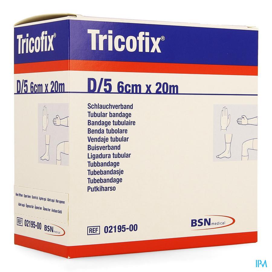 Tricofix D 20m X 5,0-6,0cm 1 219500