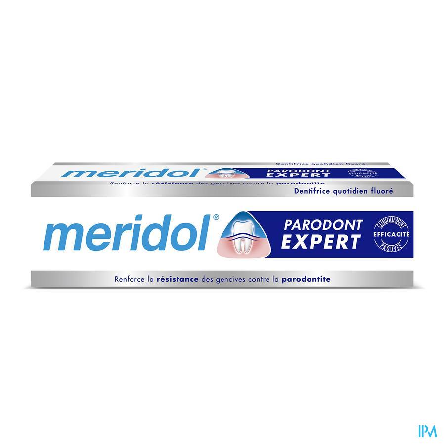 DENTIFRICE MERIDOL® PARODONT EXPERT TUBE 75ML