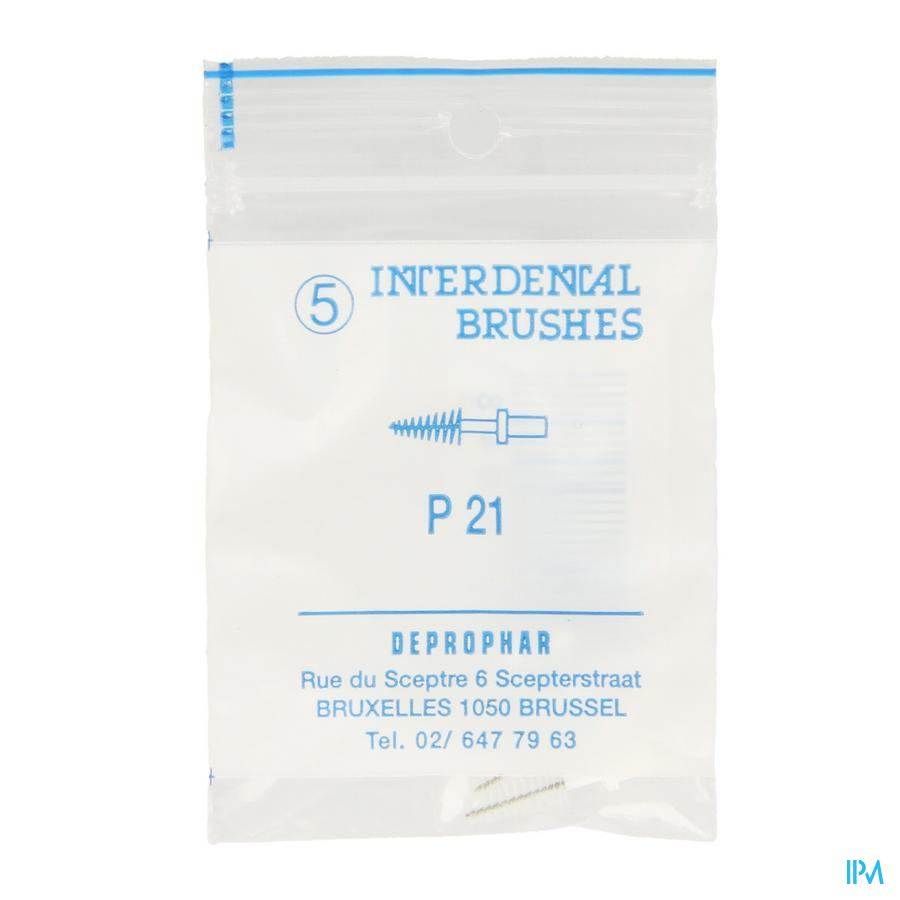 Proximal Tandenb Z/heft Conisch 5 P21