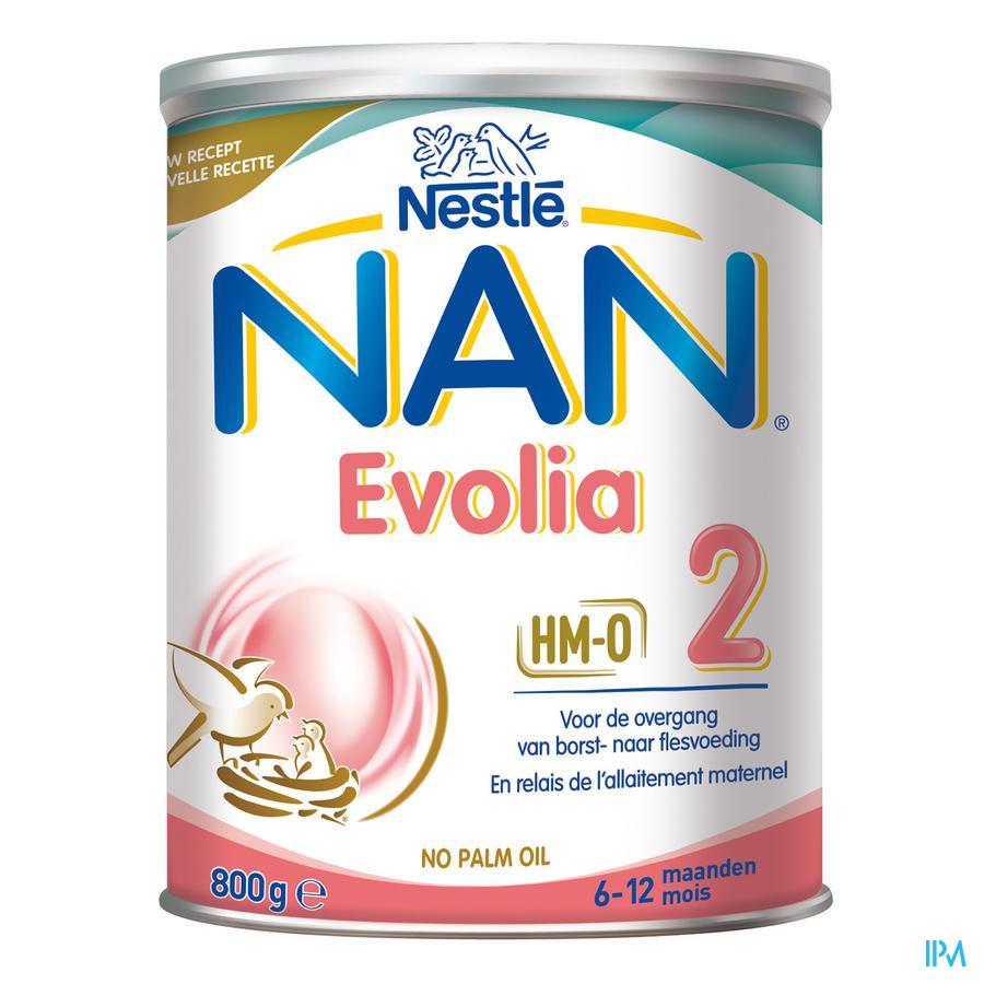 Nan Optipro Evolia 2 800g
