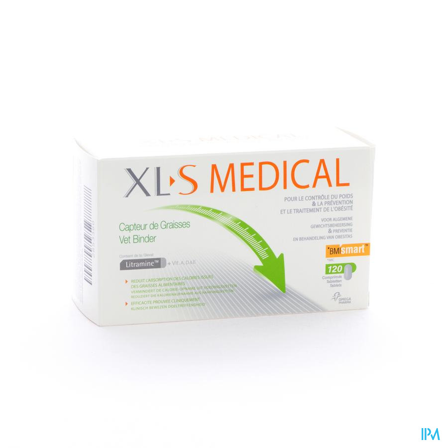 XLS MED. VETBINDER COMP 120