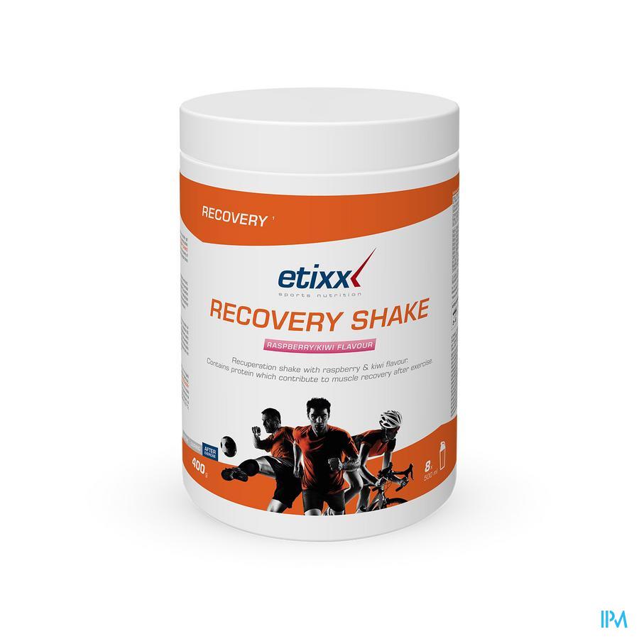 Etixx Recovery Shake Raspberry Kiwi 400g
