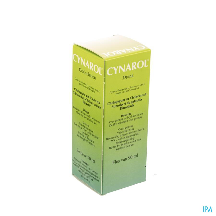 Cynarol Sol. Fl. 90ml