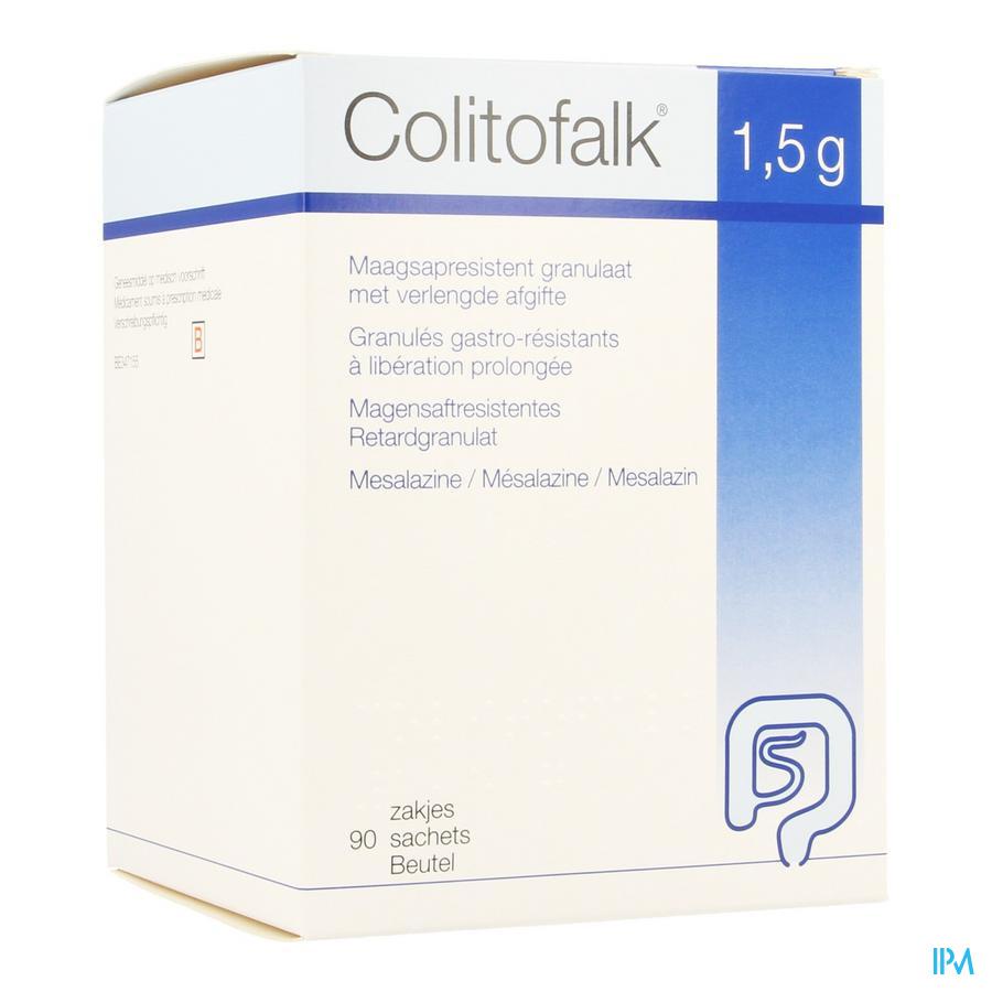 Colitofalk Sach 90 X 1,5g