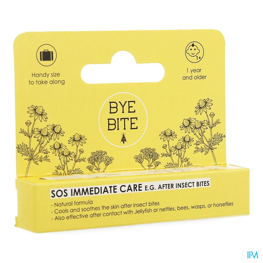 Byebite Sos Irritation Roll-on 10ml