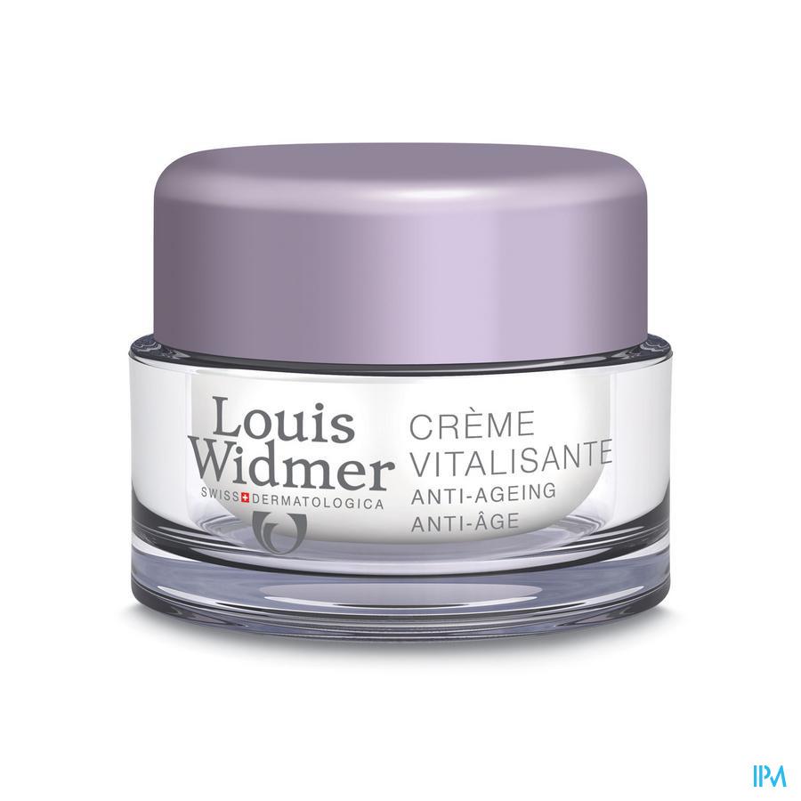 Widmer Creme Vitalisante Parf 50ml