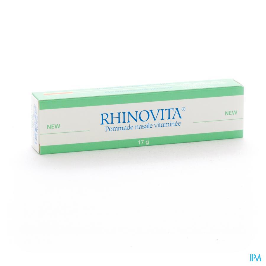 Rhinovita New Pommade Nasal 17g