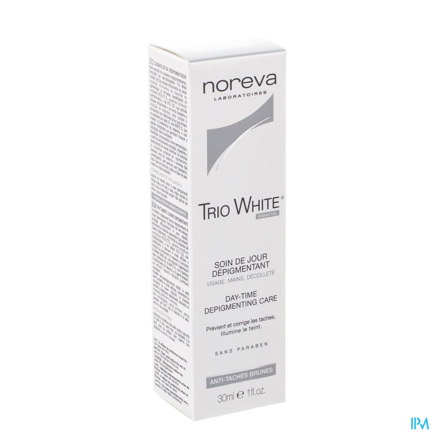 Trio White Dagverz. Depigment. 30ml