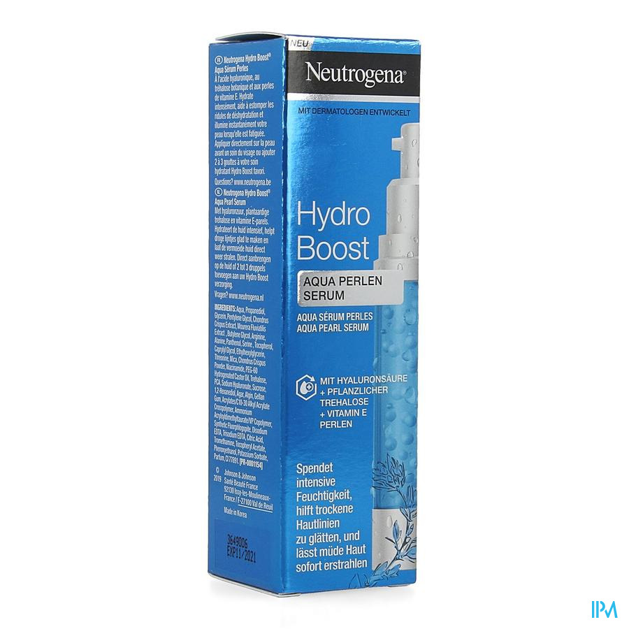 Neutrogena Hydroboost Serum 30ml