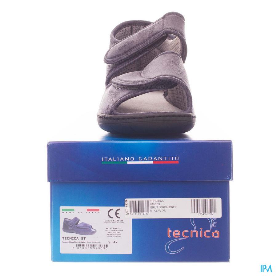 Tecnica 5 Comfort Grijs M 42 W Xl