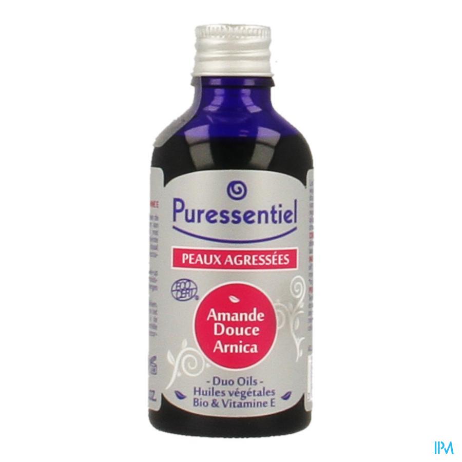Puressentiel Duo Oil Zachte Amand.-arnica Bio 50ml
