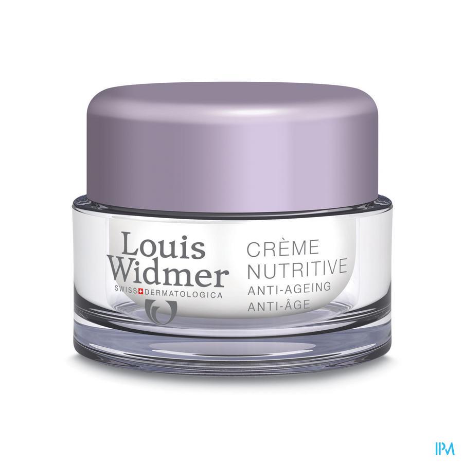 Widmer Creme Nutritive N/parf 50ml