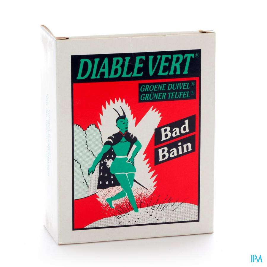 Diable Vert Pdr Sel De Bain