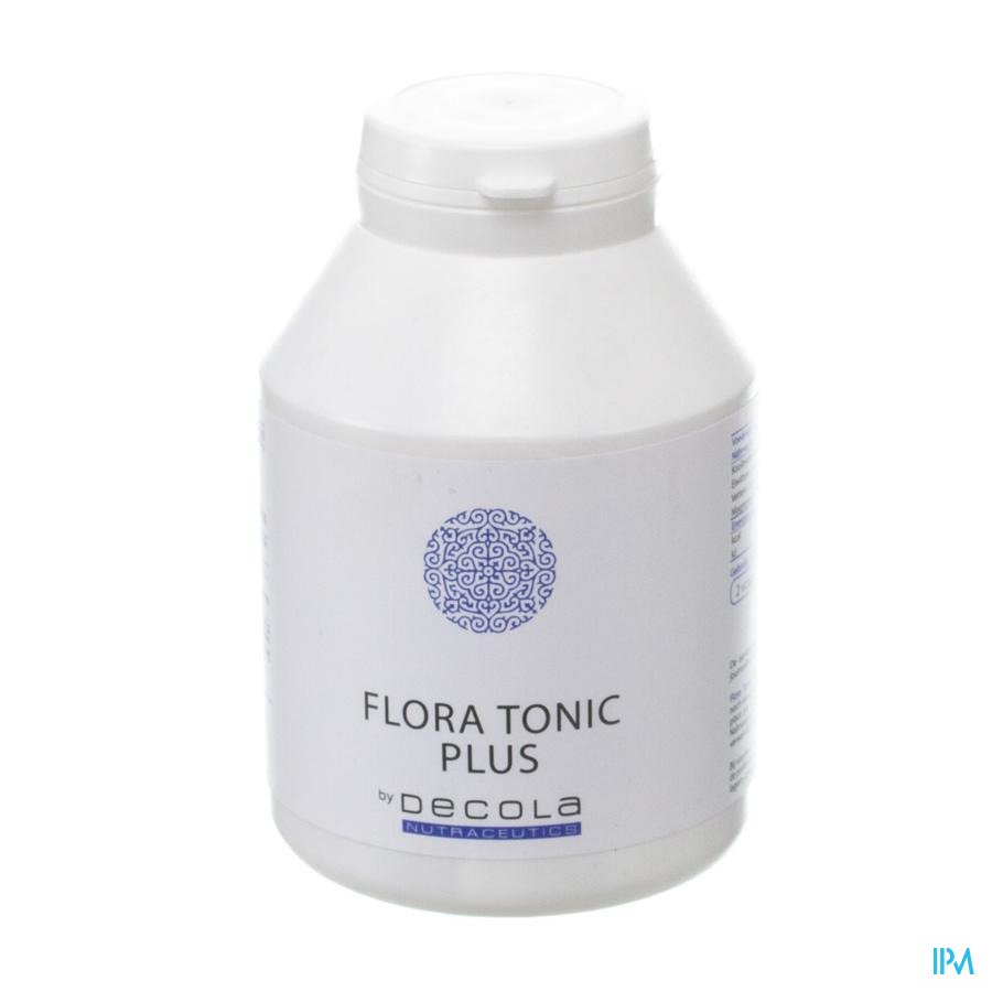 Flora Tonic Plus Gel 180