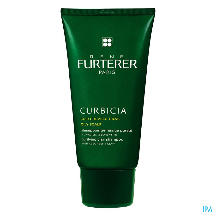 Furterer Curbicia Sh Masque Purete Tube 100ml