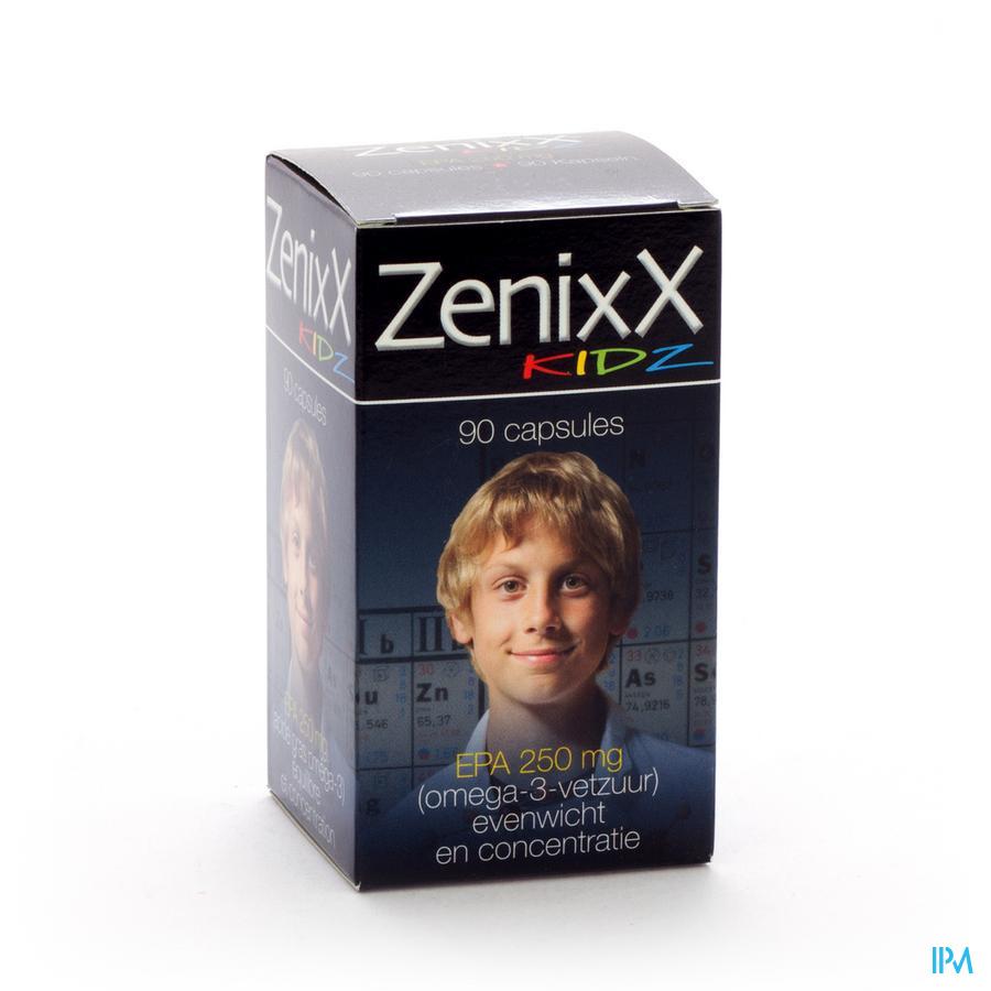 ZENIXX KIDZ CAPS 90X 365MG