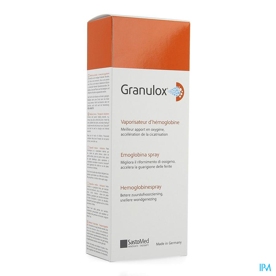 Granulox Chronische Wonden Spray 12ml
