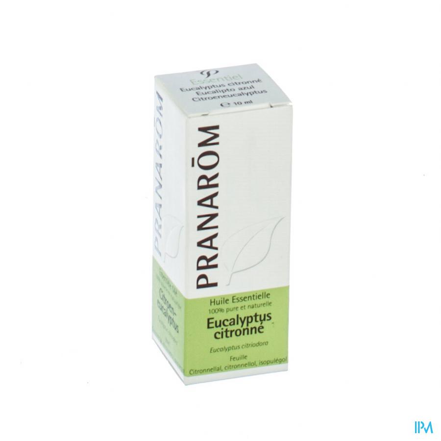 Eucalyptus Citronne Hle Ess 10ml Pranarom