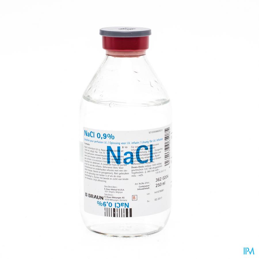 Br- Gl/vr Nacl 0,9% 1 X 250ml