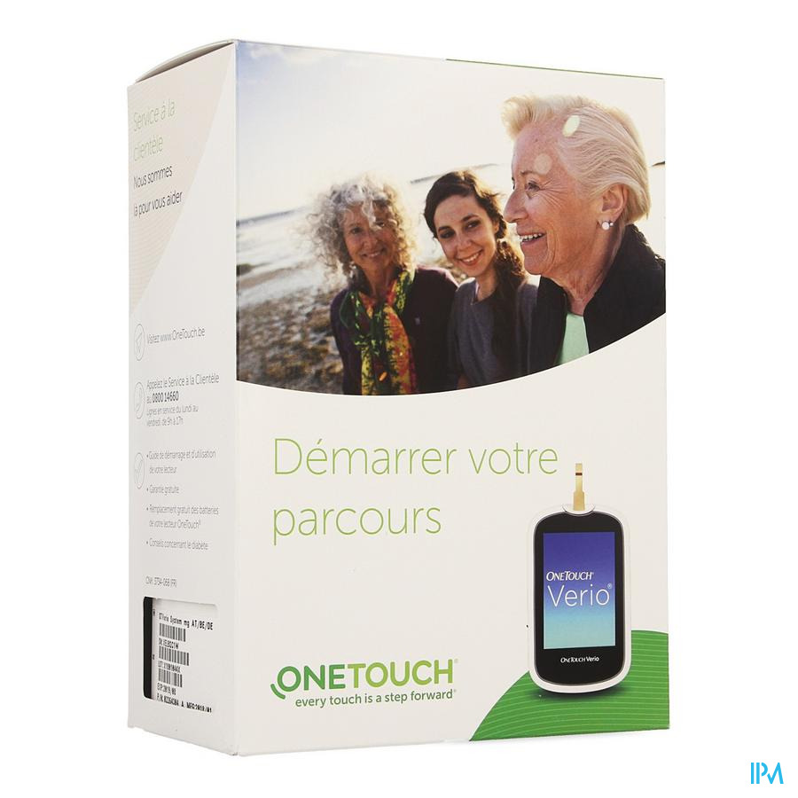 OneTouch Verio met educationele kit FR