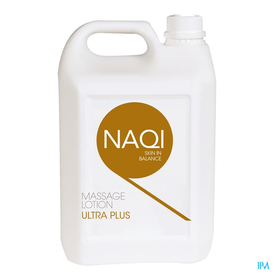 Naqi Massage Lotion Ultra Plus 5l