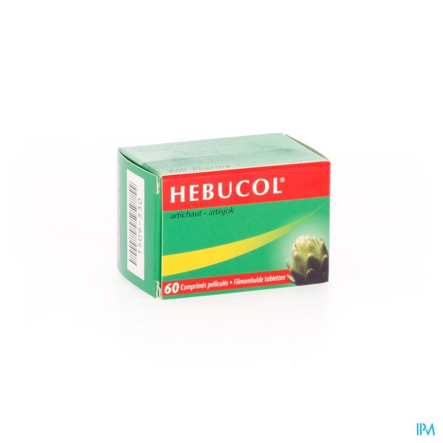 Hebucol Artichaut Drag 60 X 200mg Cfr 3498656