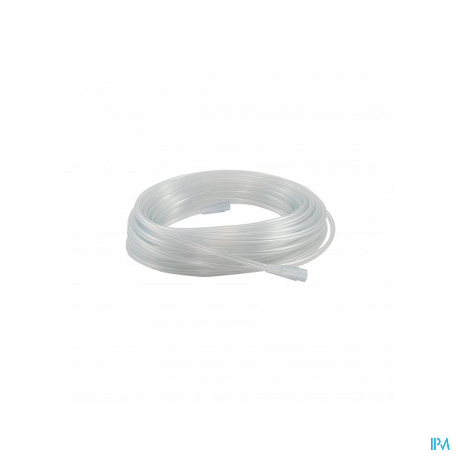 O2-supply Safety Tubing 2,00m 6 Star Lumen