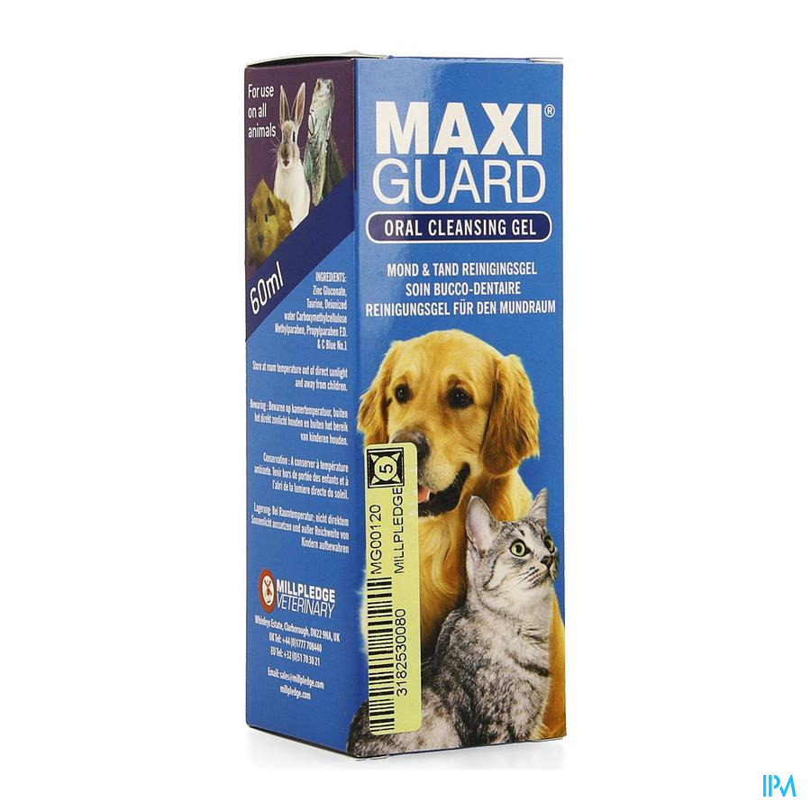 MAXIGUARD VETER 60 ML