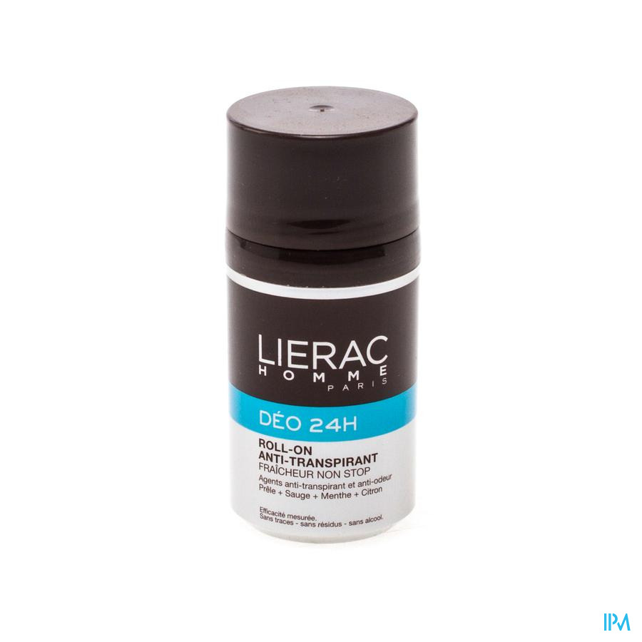 Lierac Homme Deo 24h Roll-on 50ml