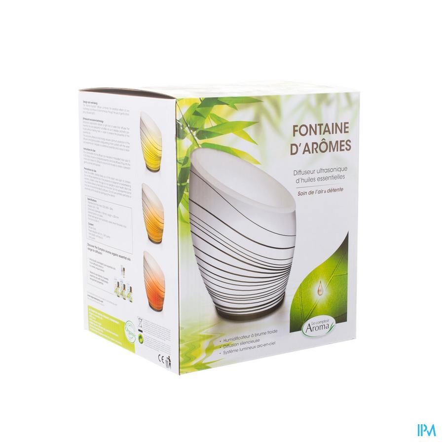 Le Comptoir Aroma Fontaine Arome Diffuseur Hle Ess