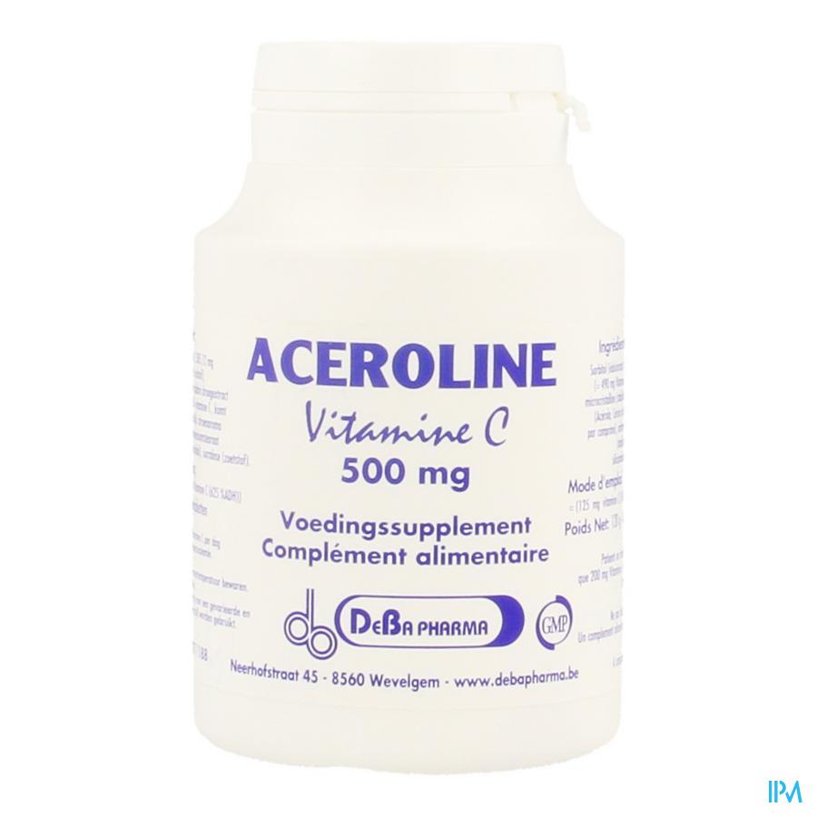 Aceroline 500 Comp Croq 60 Deba