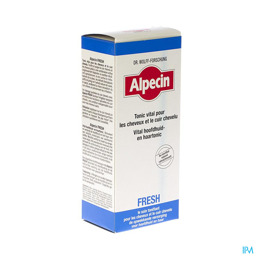 Alpecin Fresh Lotion 200ml 20213