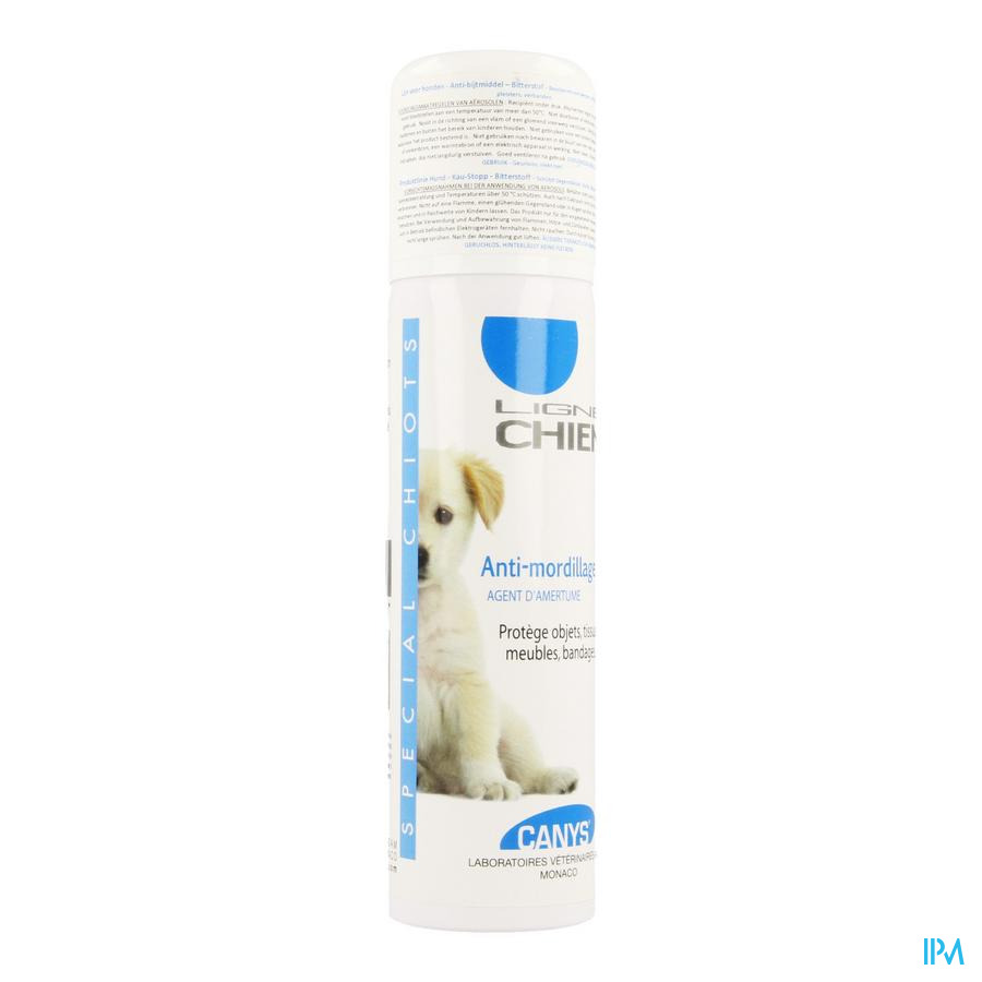 Canys Pups A/bijtmiddel Spray 150ml 60415