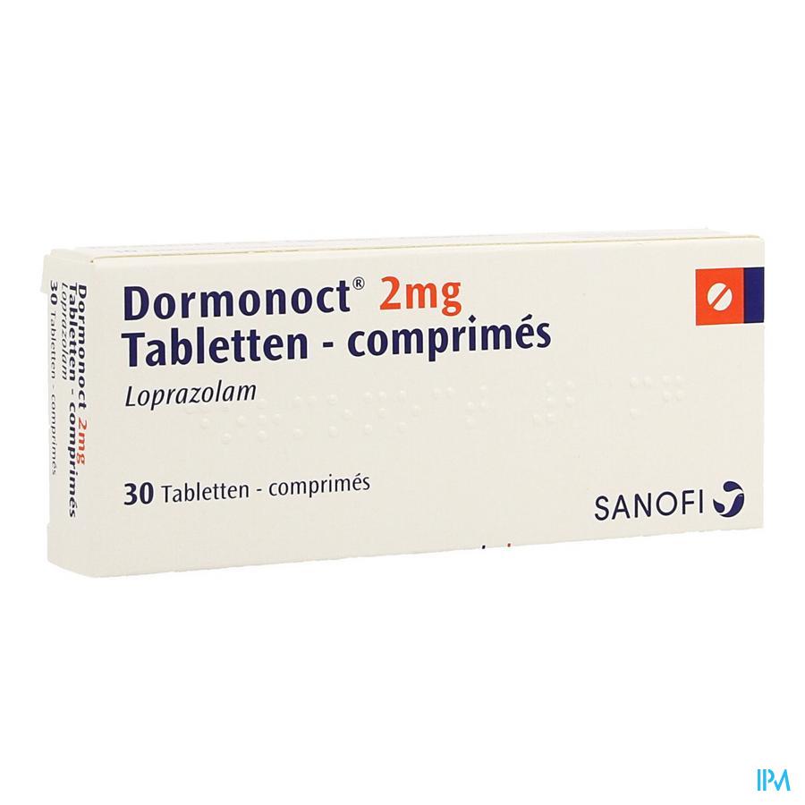 Dormonoct Comp 30x2mg