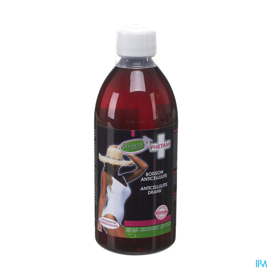 Silhouette Express Drink A/cellulitis 500ml