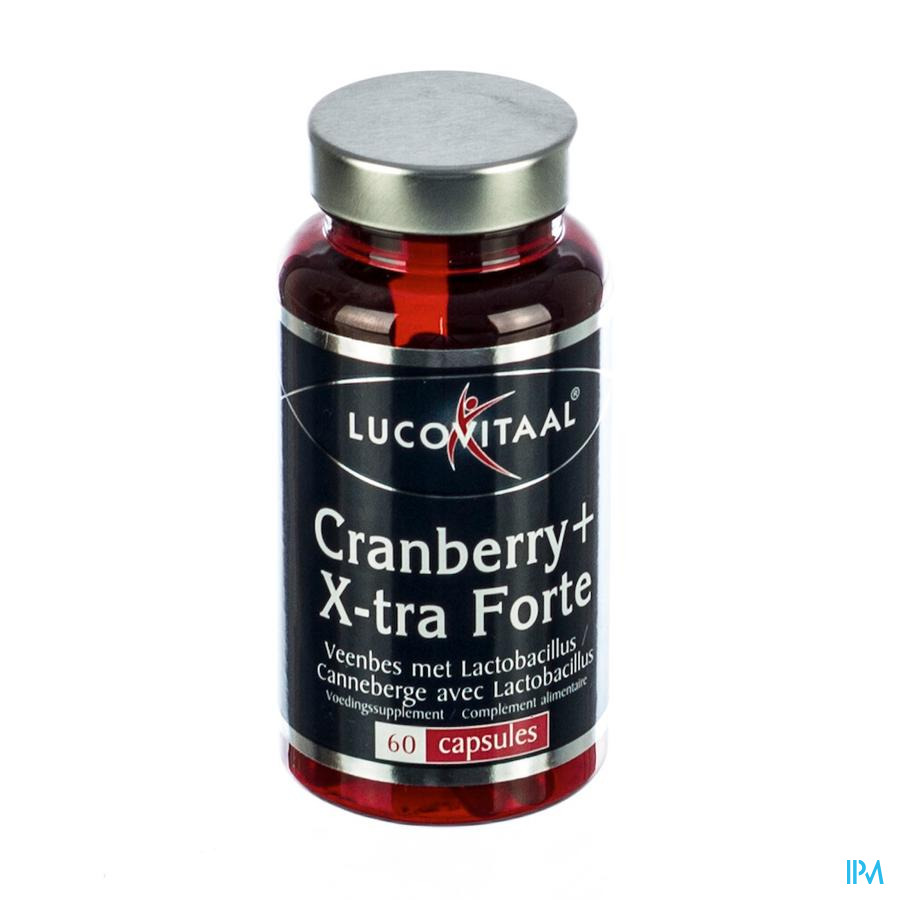 Lucovitaal Cranberry X-tra Forte Caps 60