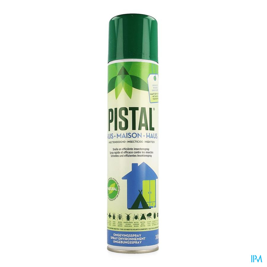 PISTAL HUIS SPRAY 300 ML