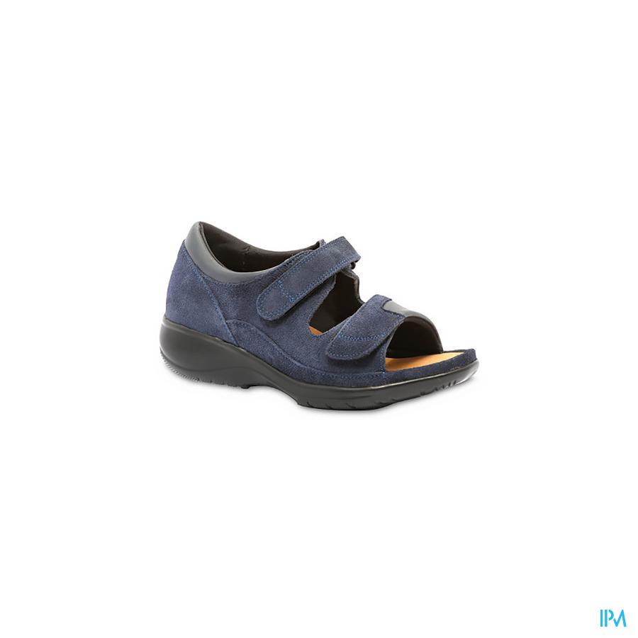Podartis Manet Schoen Dame Blauw 38 Xl