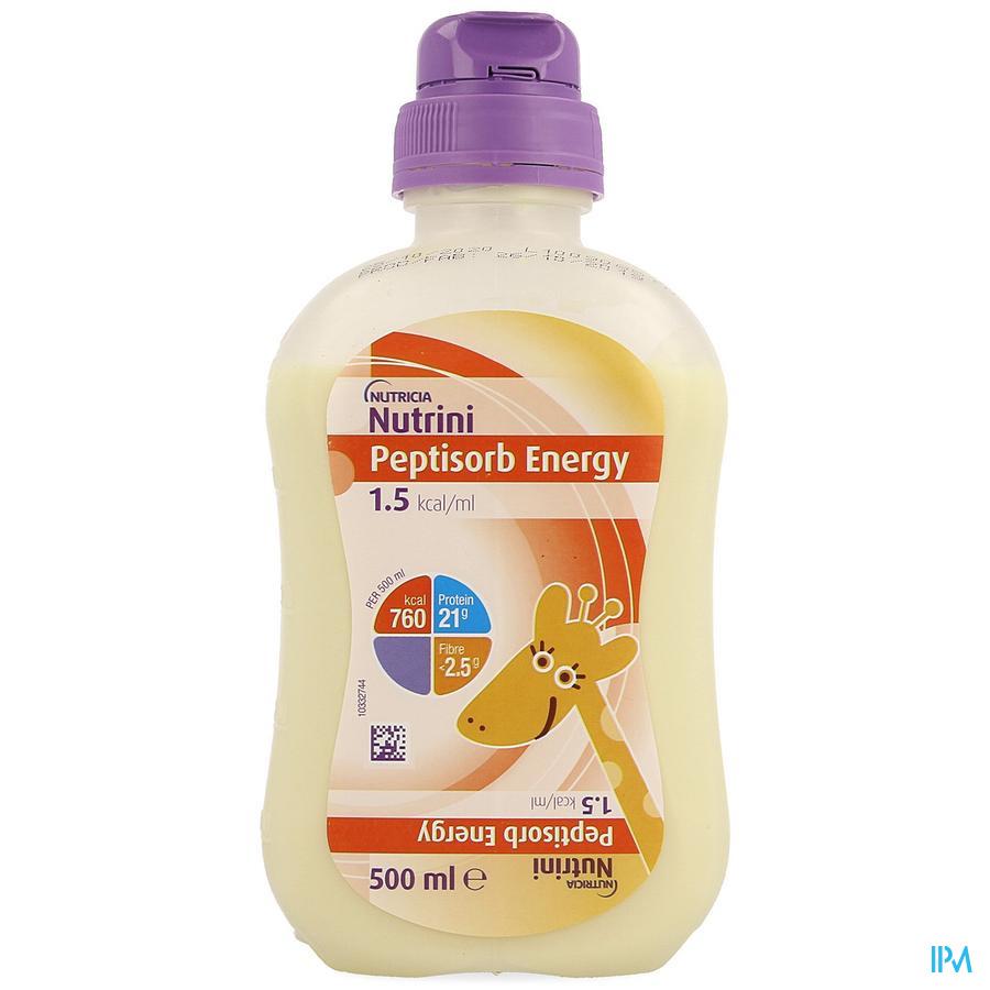 Nutrini Peptisorb Energy 0,5l