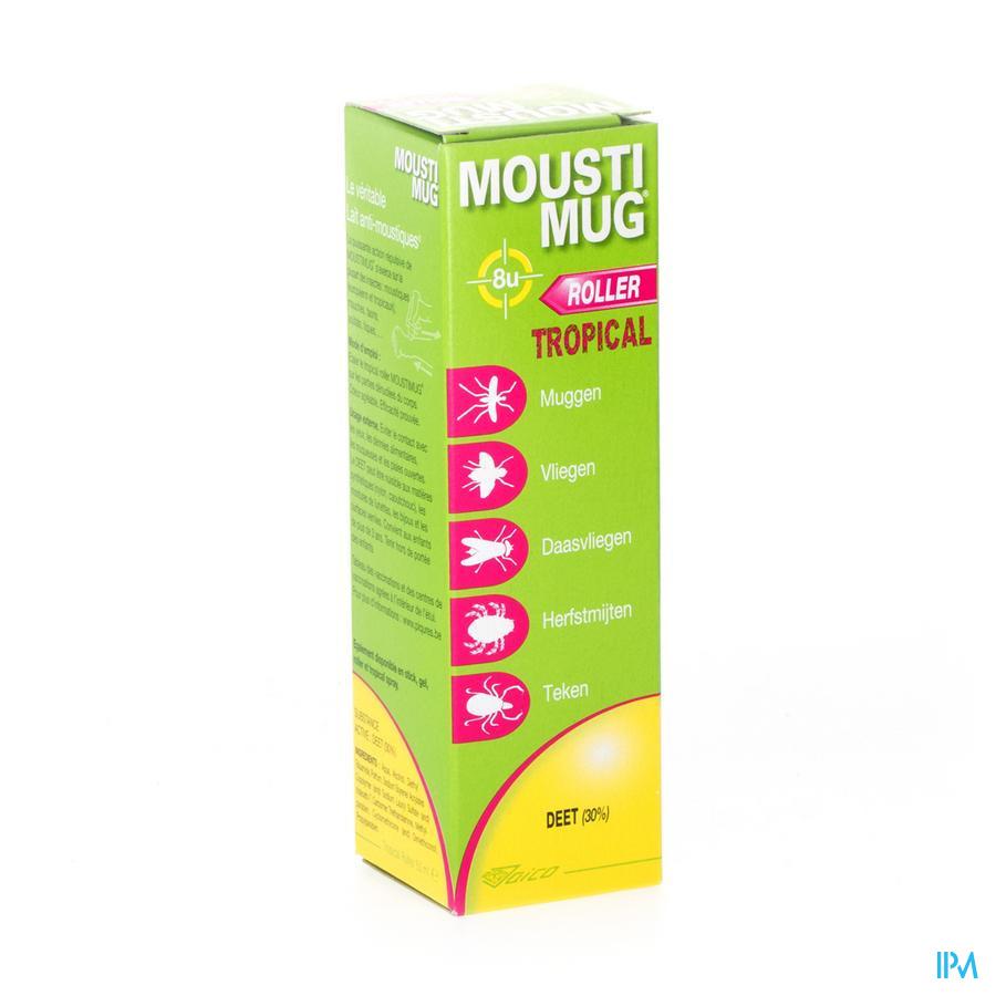 Moustimug Tropical Roller 50ml