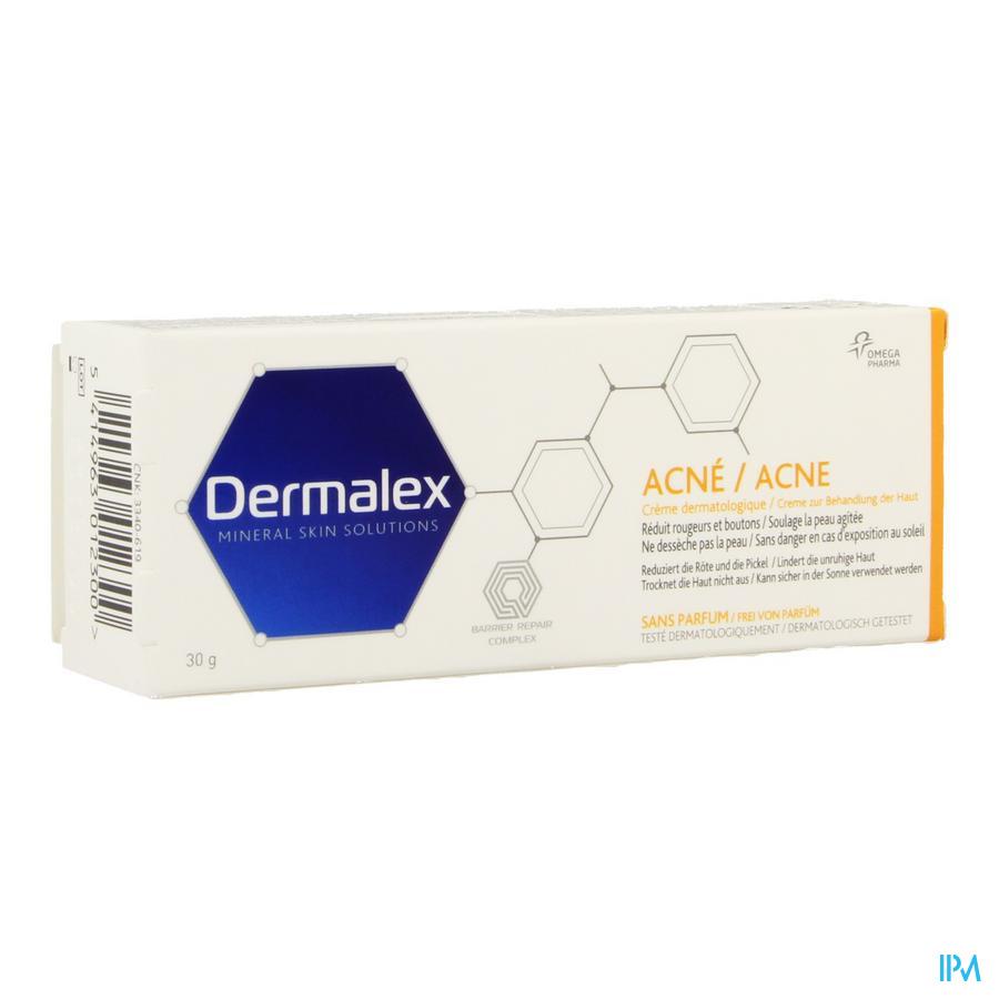 Dermalex Creme Acne 30g