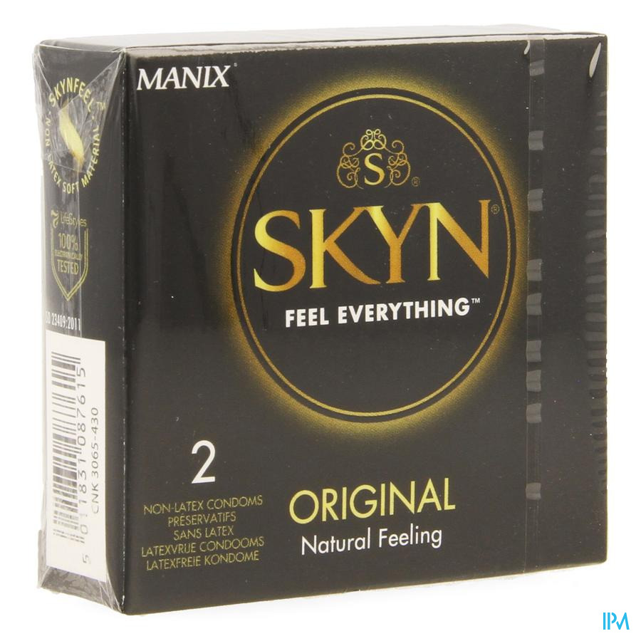 Manix Skyn Original Condomen 2