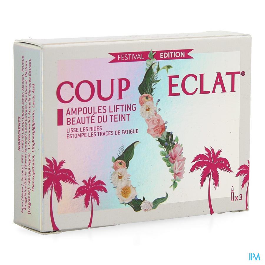 Coup D'eclat Lifting Beaute Teint Amp 3x1ml 30700