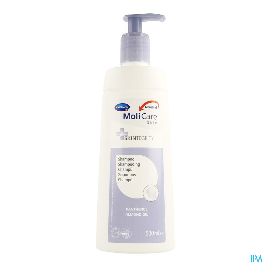 Molicare Skin Verzorgingsshampoo 500ml 9950172